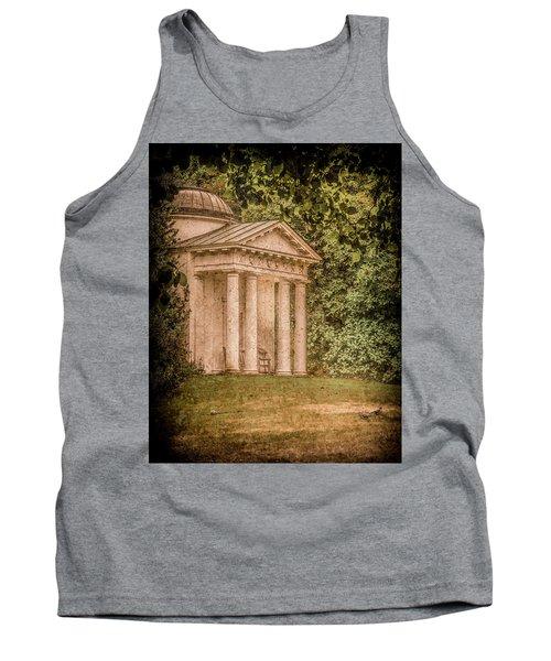 Kew Gardens, England - Temple Of Bellona Tank Top