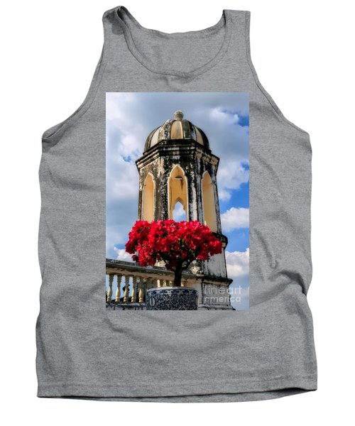 Temple Tower Tank Top