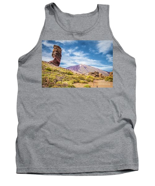 Tenerife Tank Top by JR Photography