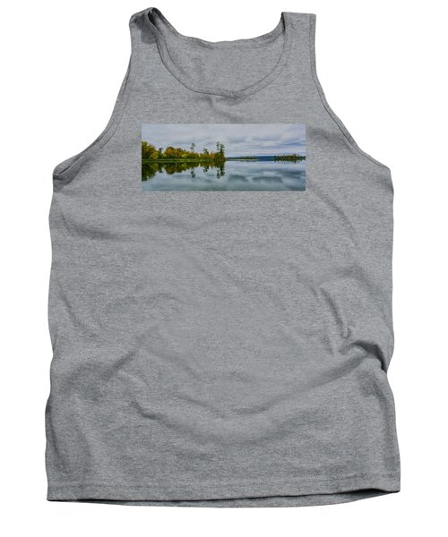 Tank Top featuring the photograph Tennesse River by Susi Stroud