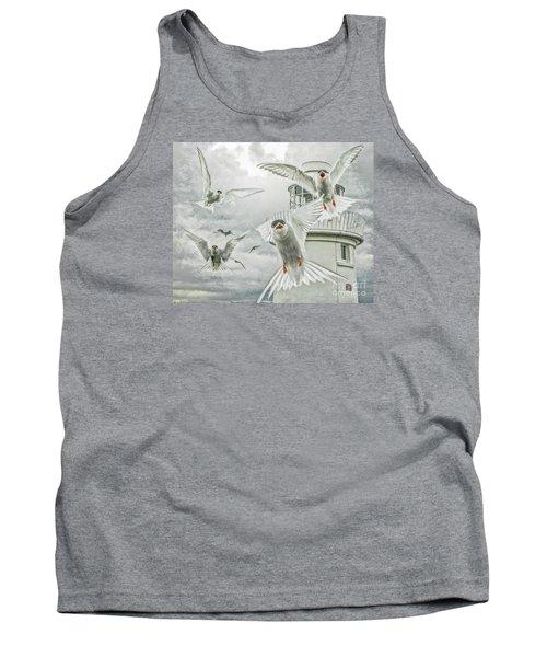 Tern Attack Tank Top