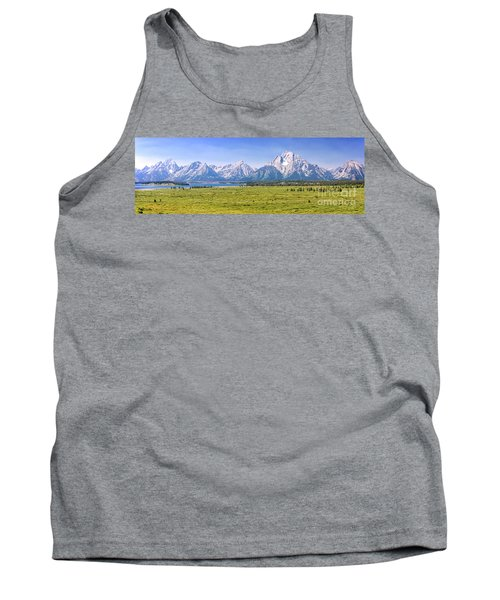 Teton Panorama Tank Top