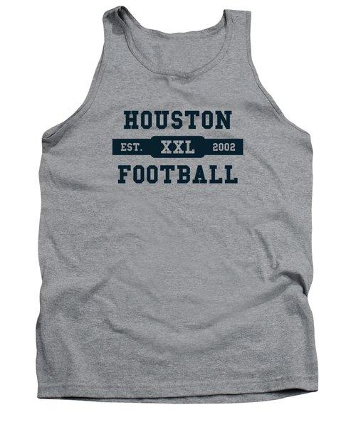 Texans Retro Shirt Tank Top