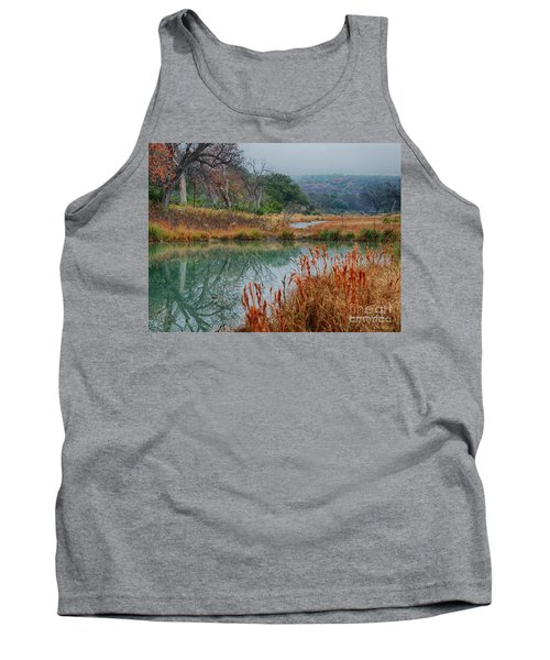 Texas Hill County Color Tank Top