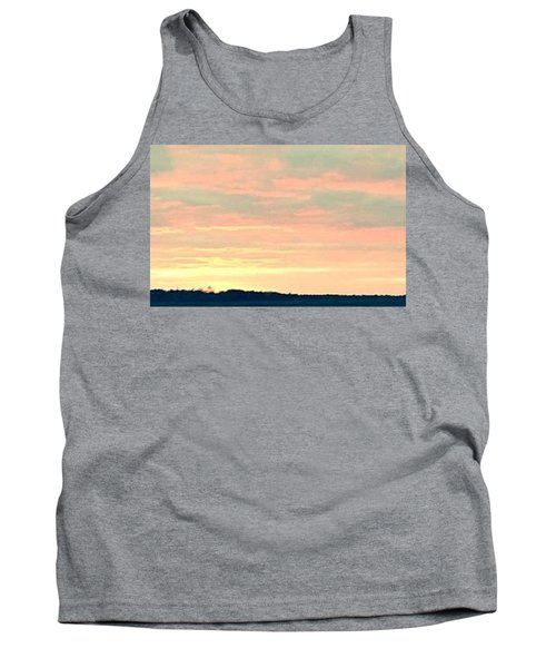 Tank Top featuring the photograph Texas On The Horizon by John Glass