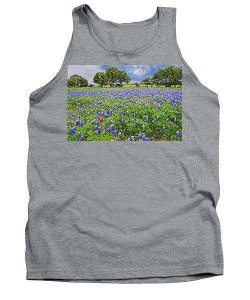 Texas Spring  Tank Top