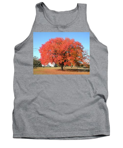Thanksgiving Blessings Tank Top