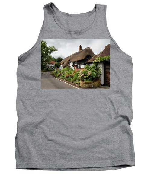 Thatched Cottages In Micheldever Tank Top