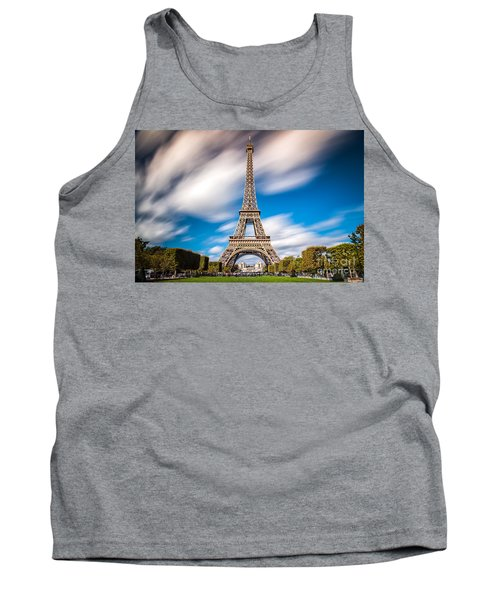 The 1665 Steps Climb Tank Top by Giuseppe Torre