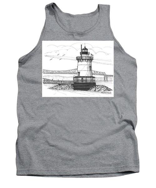 The 1883 Lighthouse At Sleepy Hollow Tank Top