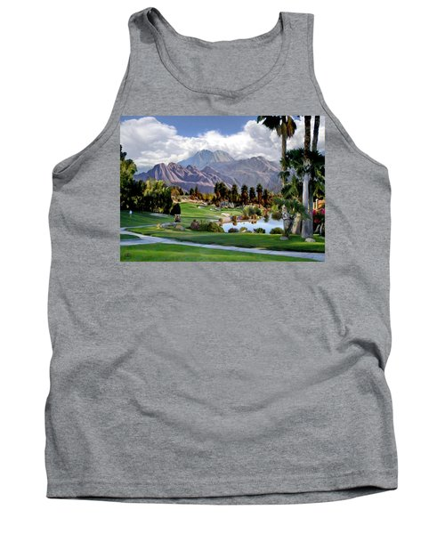 The 5th At Woodhaven Tank Top