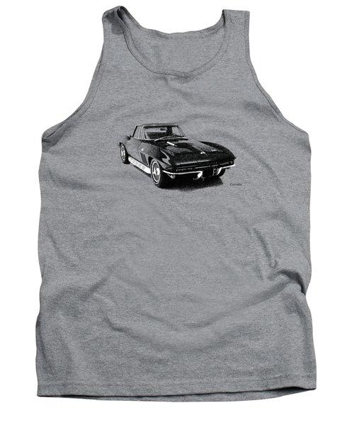 The 66 Vette Tank Top
