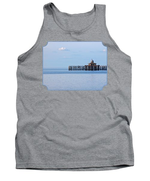 The Abandoned Pier Tank Top