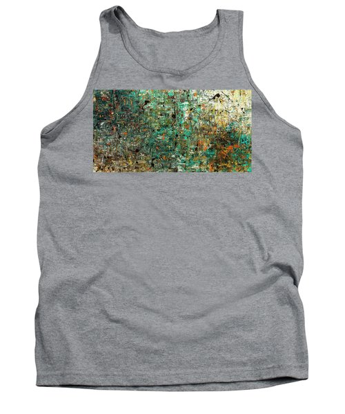 The Abstract Concept Tank Top