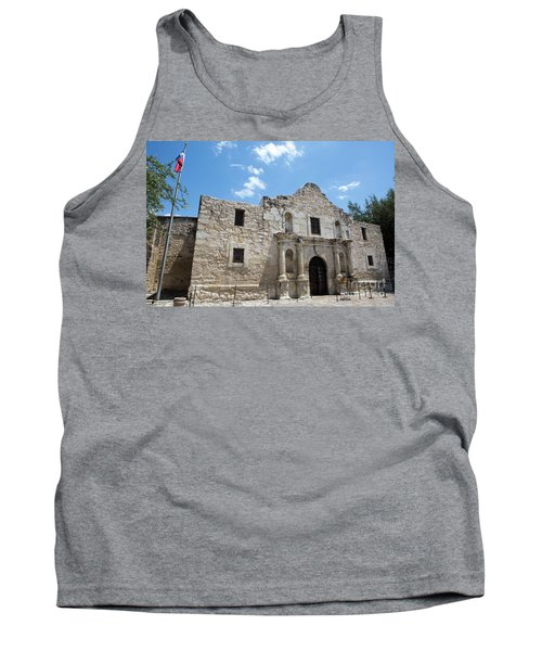 The Alamo Texas Tank Top