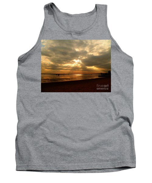 The Angels Are Calling Tank Top