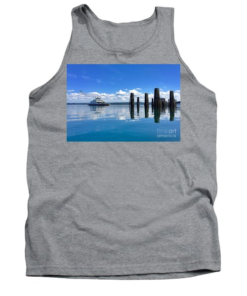 The Arrival Tank Top by Sean Griffin