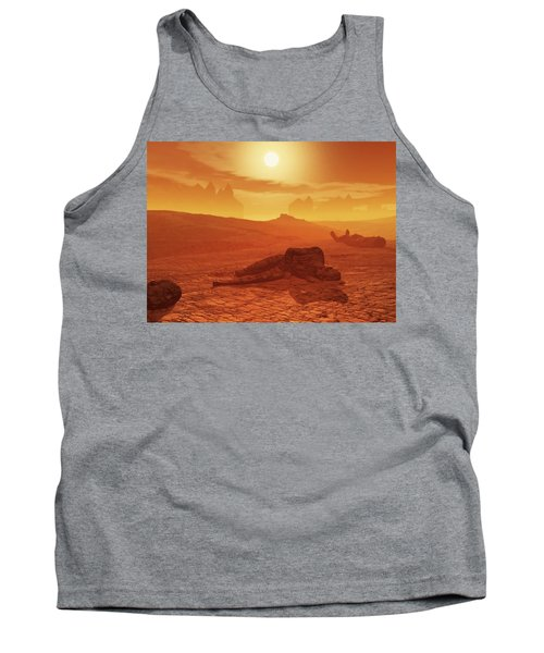 The Ash Vessels Tank Top