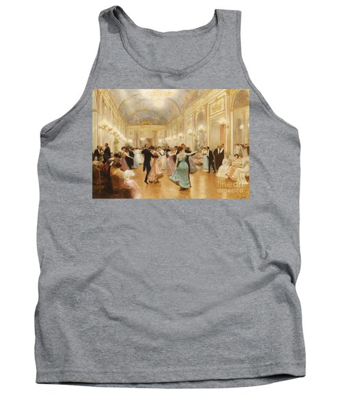 The Ball Tank Top