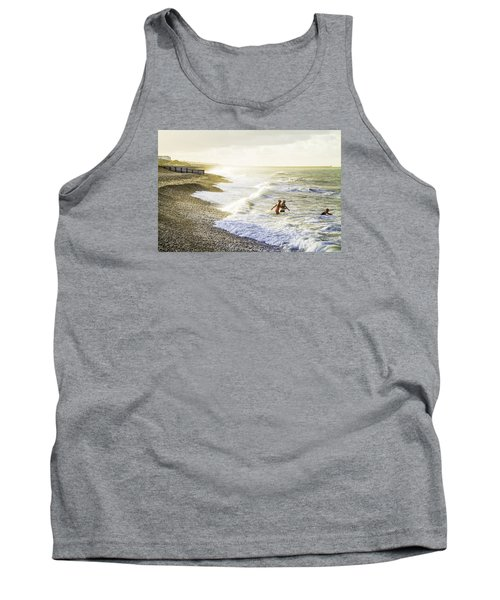 The Bathers Tank Top