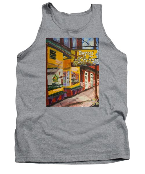 The Bayou Kitchen Tank Top