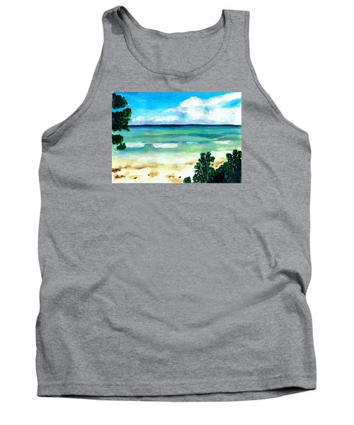 The Beach Tank Top