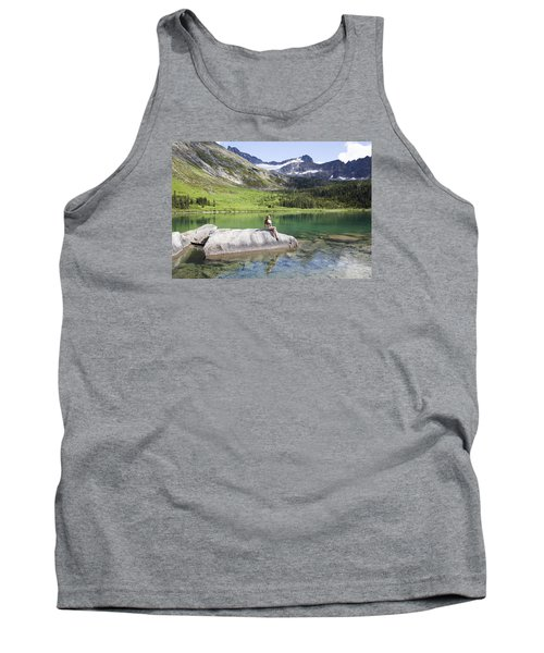The Beauty Tank Top