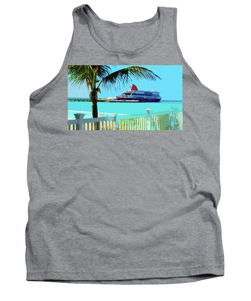 The Bimini Boat Tank Top