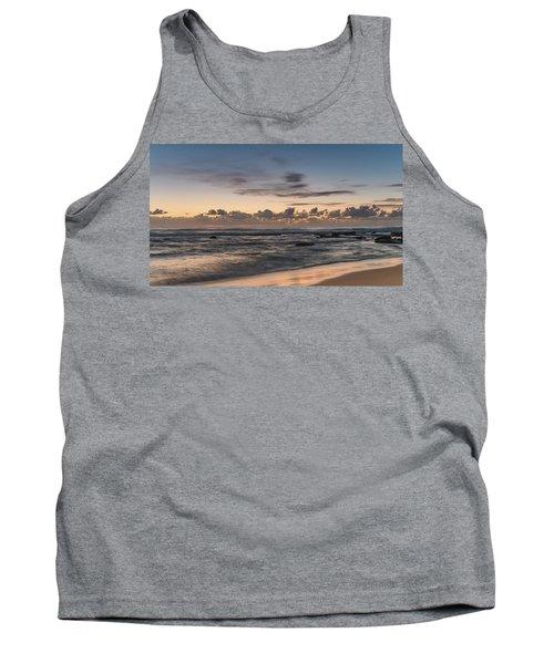 The Blues - Sunrise Seascape  Tank Top