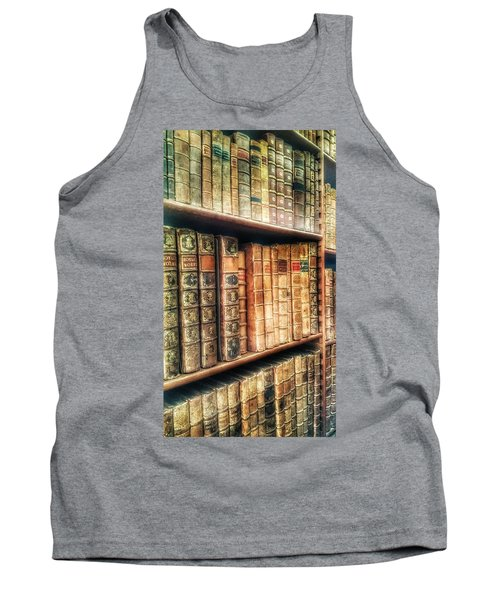 The Bookcase Tank Top