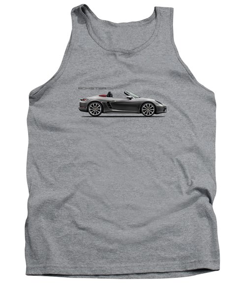 The Boxster Tank Top