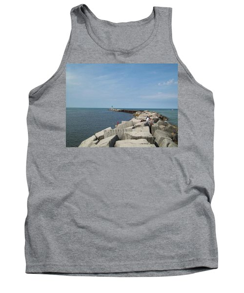 The Break Tank Top