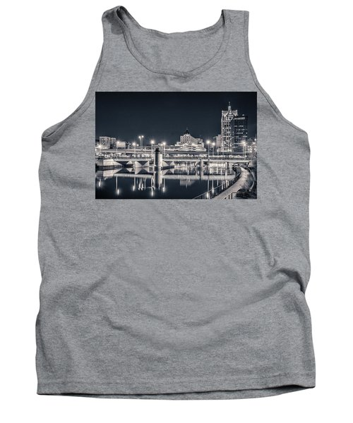 Tank Top featuring the photograph The Bright Dark Of Night by Bill Pevlor