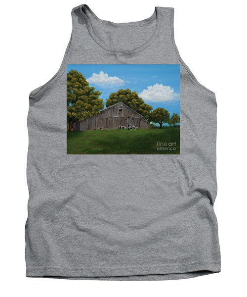 The Buggy Shed Tank Top