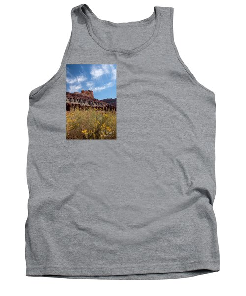 Rock Formation Capital Reef Tank Top