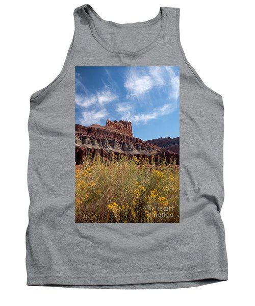 The Castle Capital Reef Tank Top