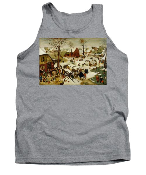 The Census At Bethlehem Tank Top