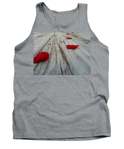 The Character Of Beauty Tank Top