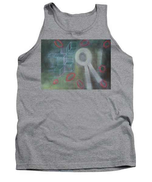 The Childish In One's Heart Tank Top
