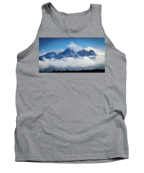 The Chugachs Tank Top