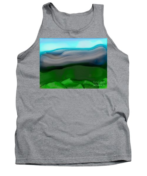The Hilltop View Tank Top