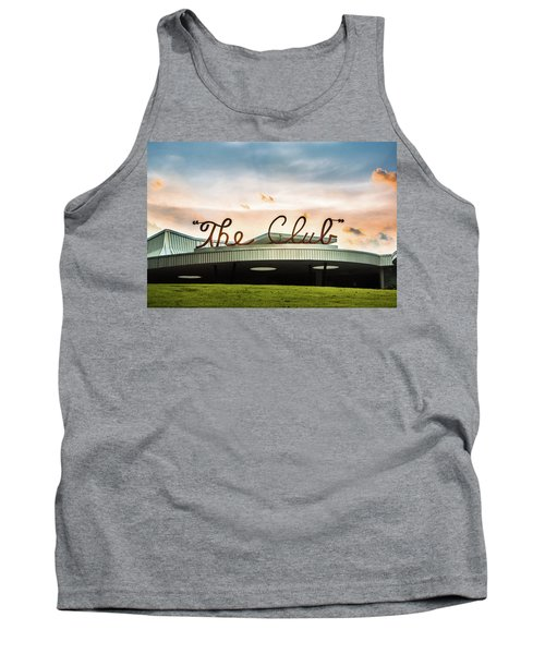 Tank Top featuring the photograph The Club Birmingham by Parker Cunningham