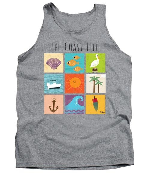 The Coast Life Tank Top