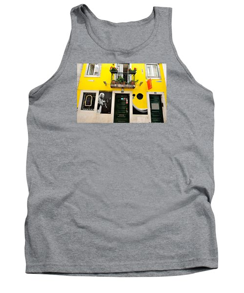 The Colorful Bar Tank Top