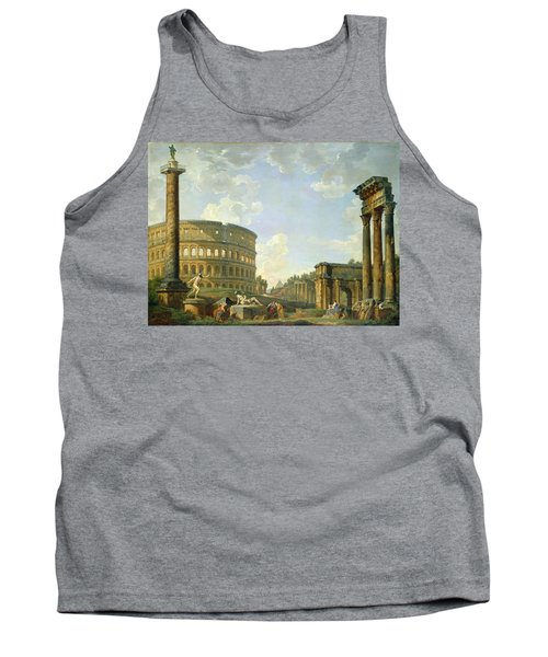 The Colosseum And Other Monuments Tank Top