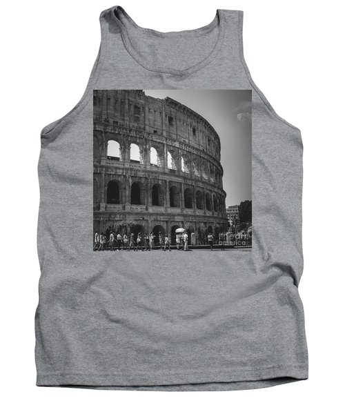 The Colosseum, Rome Italy Tank Top