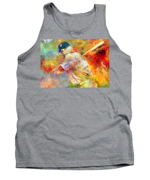 The Commerce Comet Tank Top by Mal Bray
