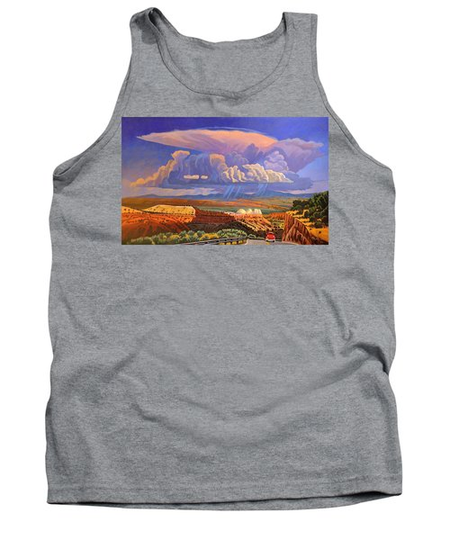 The Commute Tank Top