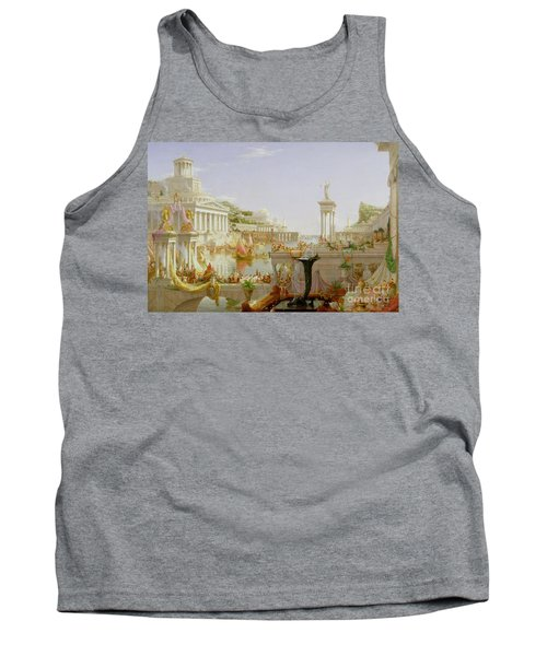The Course Of Empire - The Consummation Of The Empire Tank Top