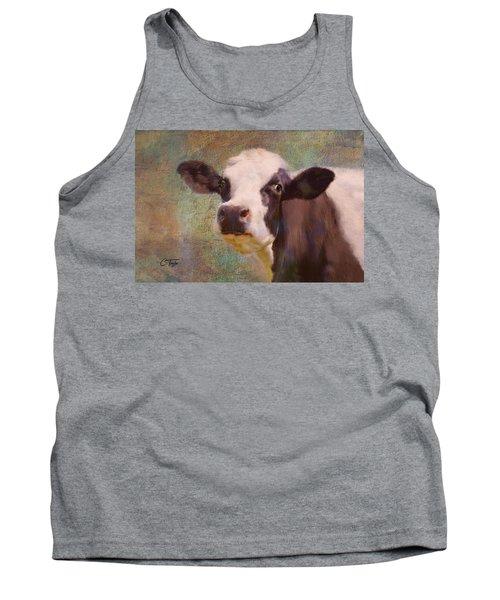 The Dairy Queen Tank Top